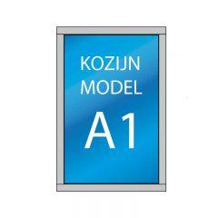 1- vaks kozijn Model – A1