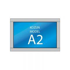 1-vaks kozijn Model – A2