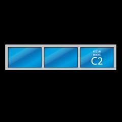 houten kozijn C2 - dekozijnenman.frl