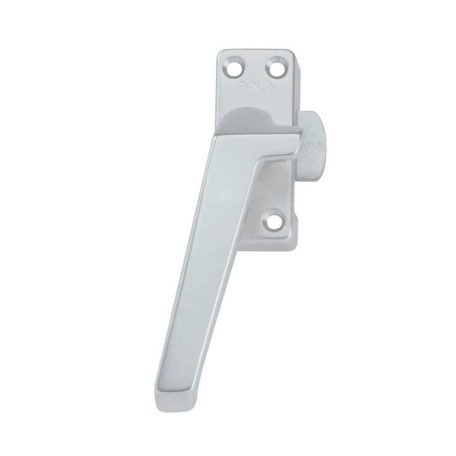 raamboom standaard aluminium - links
