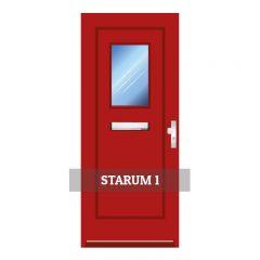 Voordeur Starum 1