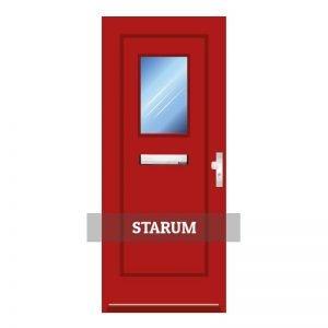 Voordeur Starum