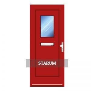Voordeur Starum - zonder kozijn