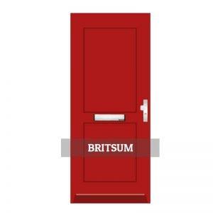 Voordeuren Britsum