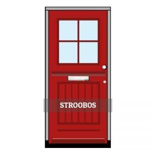 Voordeur Stroobos