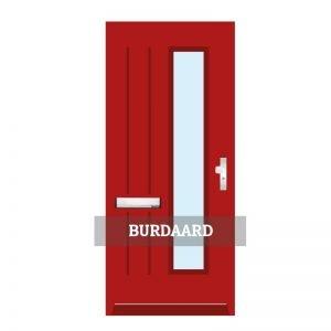 Voordeur Birdaard