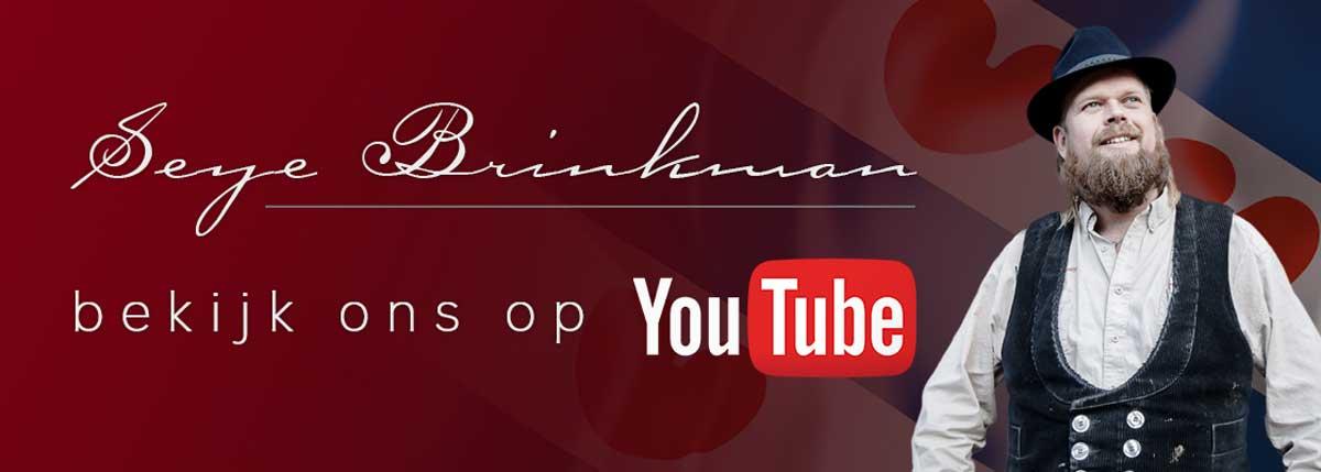 Volg Seye Brinkman op YouTube