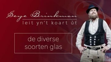 seye legt iets uit over glas